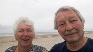 Carina Somers en Guy De Bruyn vonden elkaar via seniorennet