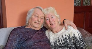 Carina Somers en Guy De Bruyn vonden elkaar via internet - Seniorennet