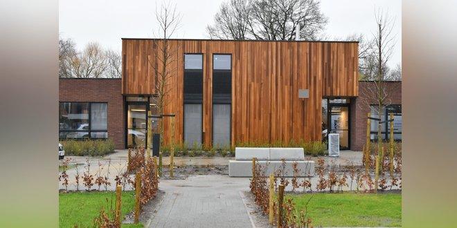Mooie berichten uit nieuw onderkomen WZC De Bijster - Essen - (c)Noordernieuws.be 2021 - HDB_3108u85