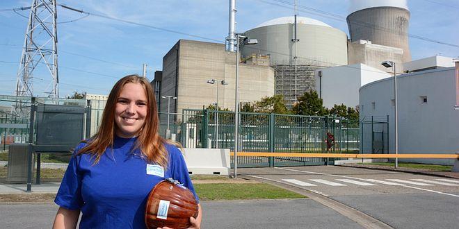 Suzy Kerstens - Beroep Field Operator - Kerncentrale Doel
