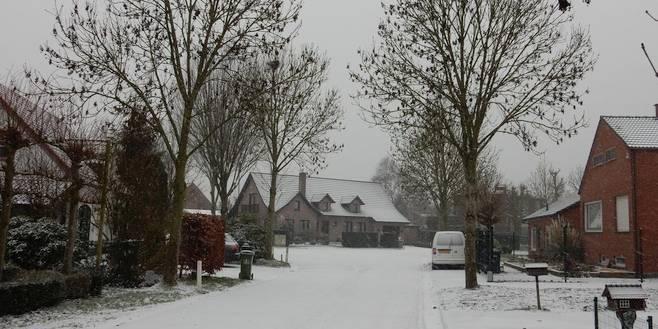 Strooidiensten staan klaar voor winterprik