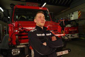 Brandweer Zone Rand - Post Essen - De nieuwe lichting - Noordernieuws.be 2021 - 2021.03.15 (02)