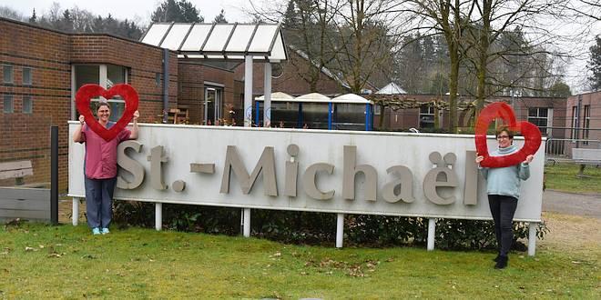 Dag van de Zorg - 21 maart - WZC Sint-Michaël