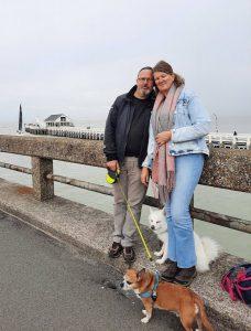 Liefde via internet - Ilse en Alain zijn gelukkig samen en gaan trouwen!