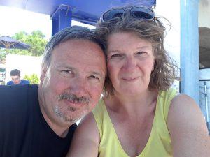 Liefde via internet - Ilse en Alain vertellen!