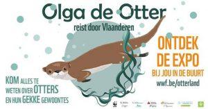 Olga Otter reist door Vlaanderen3