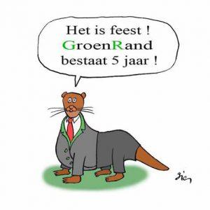 Vijfjarig bestaan Groen Rand5