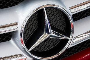Diefstal afstandssensor Mercedes Nispen