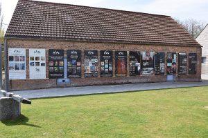 Kunstenaar Jorg Van Daele - Culturele tentoonstelling - (c) Noordernieuws.be 2021 - HDB_3457s