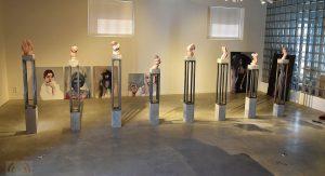 Kunstenaar Jorg Van Daele - Culturele tentoonstelling - (c) Noordernieuws.be 2021 - HDB_3462s