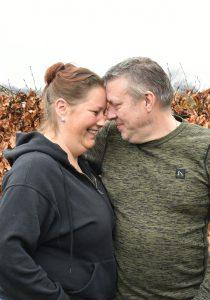 Maaike van den Bergh en Steven Van Tilborgh - Liefde via internet