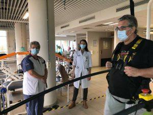 Ruim 90 ex-Covid-patiënten revalideerden al in AZ Klina campus De Mick2