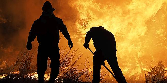 Vuur- en rookverbod natuurgebieden provincie Antwerpen, kampvuurverbod in hele provincie