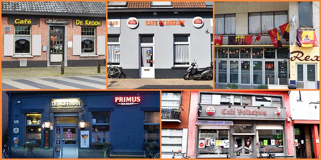 Welke cafes gaan weer open - (c) Noordernieuws.be 2021