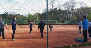 ETC-Essen begonnen met G-tennis!