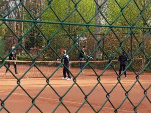 ETC-Essen begonnen met G-tennis!2