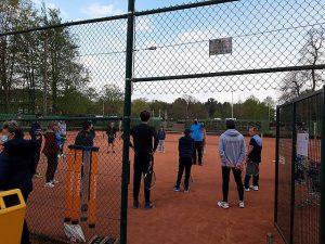 ETC-Essen begonnen met G-tennis!3