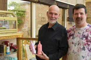 Gezond Haar - Patrick en Rudi van Snit en Style - Hair Salon - Kappers Essen