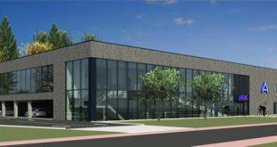 ALDI Essen opent 15 september haar deuren - 3D-zicht - (c) Noordernieuws.be - 232 q85