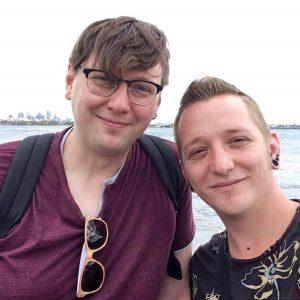 Björn Mertens en Joseph Lindzius - Liefde via internet dating