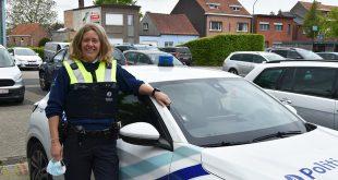 Elke Wuyts vertelt - Politie in coronatijd - (c) Noordernieuws.be 2021 - HDB_3788u