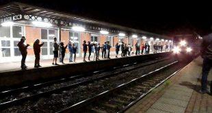 Wereldberoemde Oriënt Express stopt in Essen