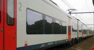 Vervangbus in plaats van trein tijdens weekend van 12 en 13 juni