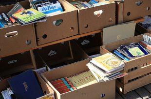 Boekenmarkt breidt uit