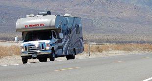 Veilig en vlot met een camper rijden