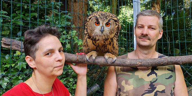Heidi Brouwers, David en Alina Jaspers - Uil