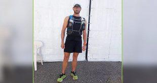 Jan De Laet loopt de PT 281 Ultramarathon!