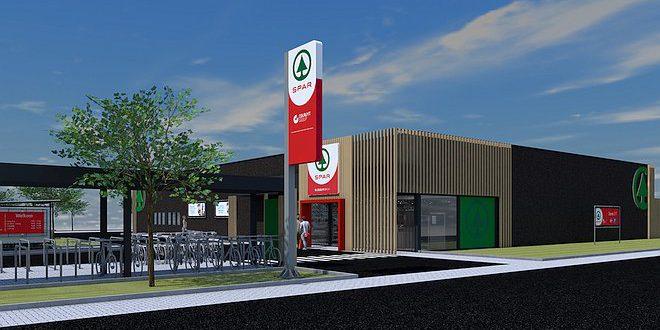 Spar Essen Heikant nieuwe supermarkt Colruyt