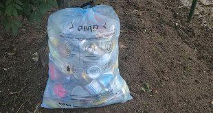 Pmd kan je ook in blauwe zak in recyclagepark aanbieden