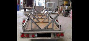 Aanhangwagen gestolen in Velodreef2
