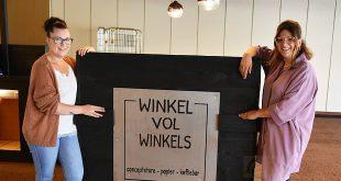 Ellen en Dorien openen: 'Winkel vol Winkels'