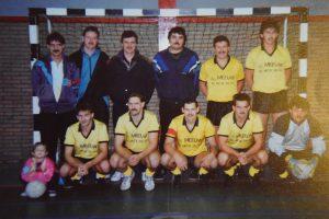 Marc Meeusen - Zaalvoetbal team - (c) Noordernieuws.be - HDB_4517s