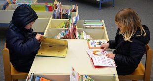 Nieuwe schoolbibs doen kinderen meer lezen
