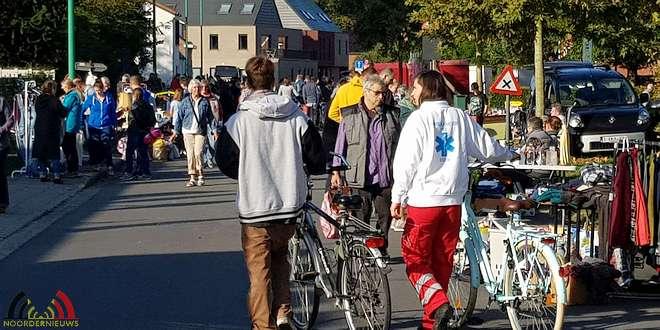 Rommelmarkt Heikant Brico - Essen - (c) Silvio van Oevelen - Noordernieuws.be 2018