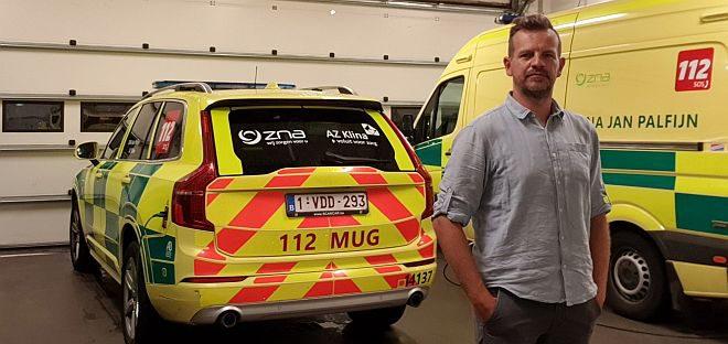 Spoedgevallen verpleegkundig MUG - Stef Vanlee vertelt