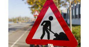 Plaatselijk hinder door wegenwerken