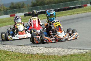 Karter Roberto Baas derde in eindstand Benelux-kampioenschap2