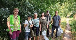World Cleanup Day ook hier groot succes5