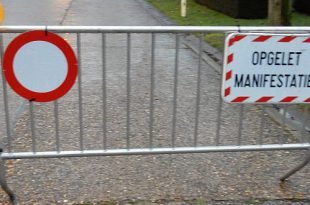 Verkeersmaatregelen gansrijden zondag Stabroek 3 oktober