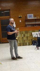 De Essener Muzikanten bereiden zich voor op een leutig feestje3
