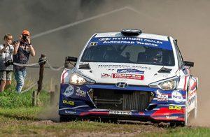 ELE Rally ligt rallykampioen Bob de Jong wel